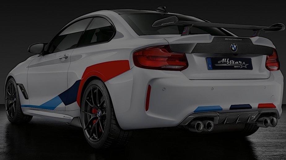 Pièces performance sport automobile