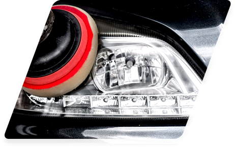 Rénovation Optique de phares + protection